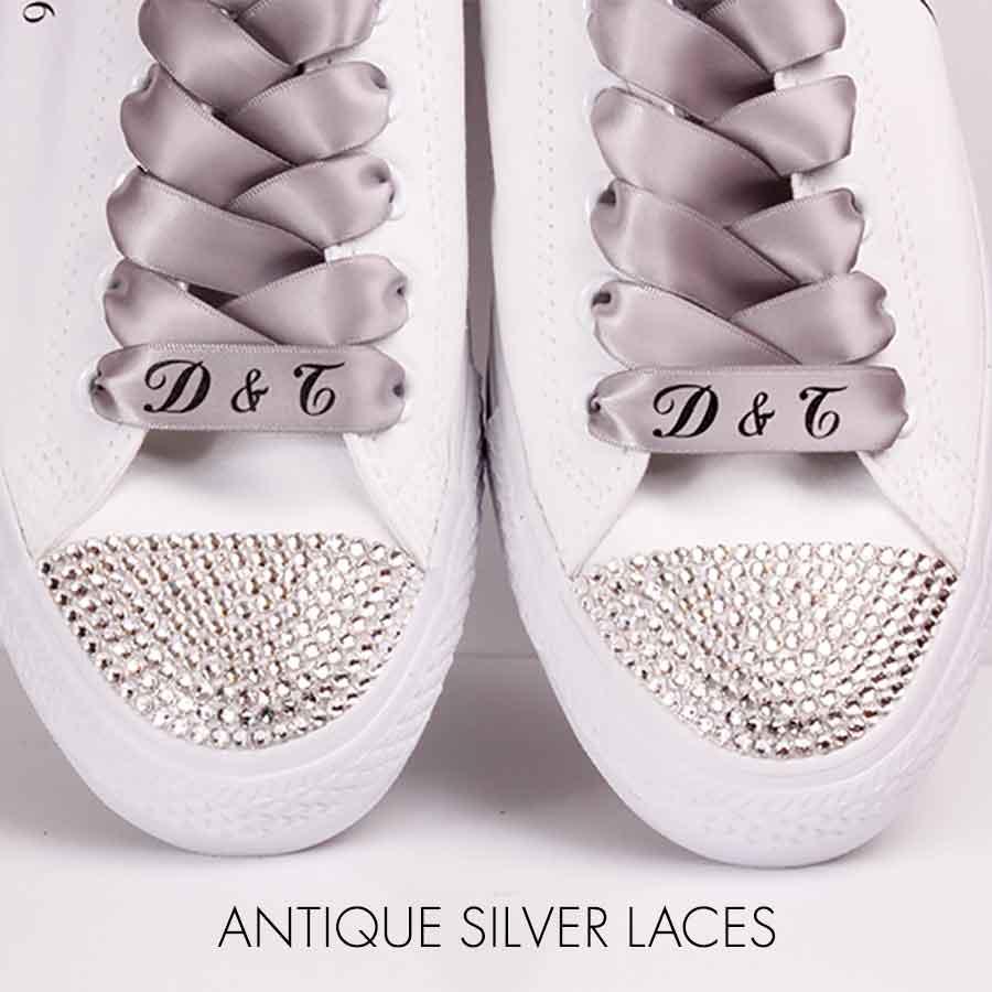 Personalised Wedding Shoe Laces