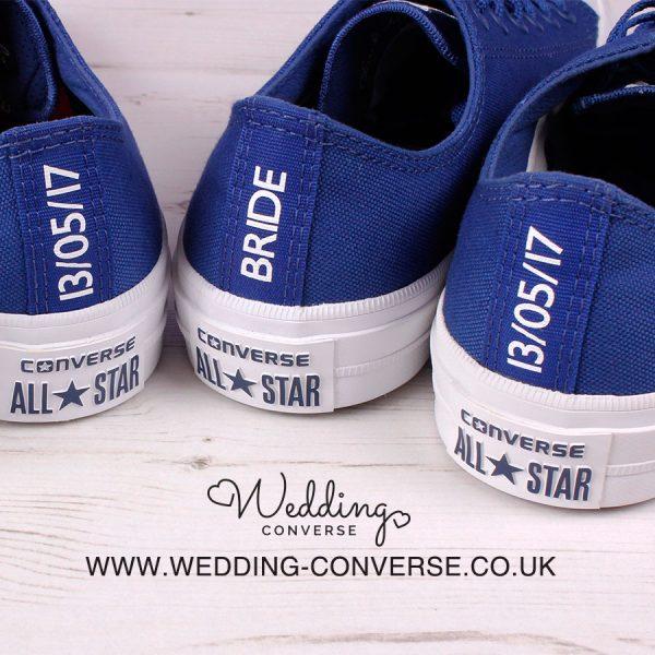 Bride Heel Tags Converse