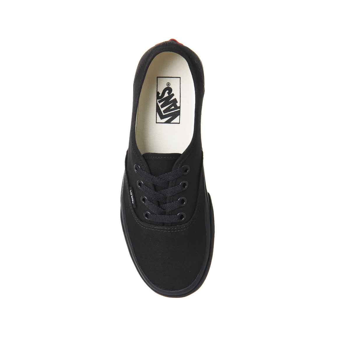 e3451db06b22 Custom Vans Shoes Black Authentic With Your Year - Wedding Converse