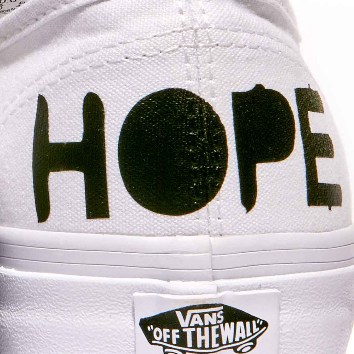 93653132cc49 Love Hope Customised Vans Shoes or Your Slogan - Wedding Converse