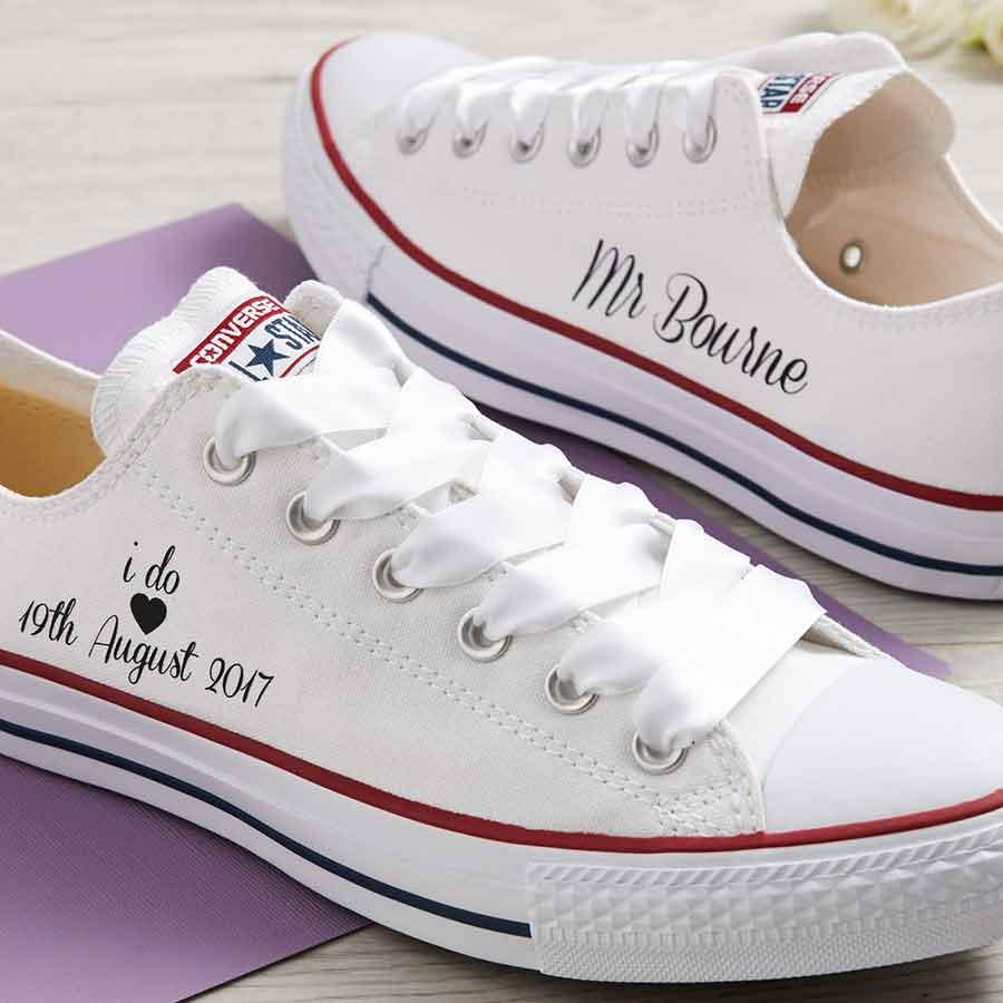 Converse Pure Black Shoes