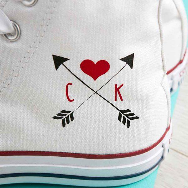 Cool Wedding Converse
