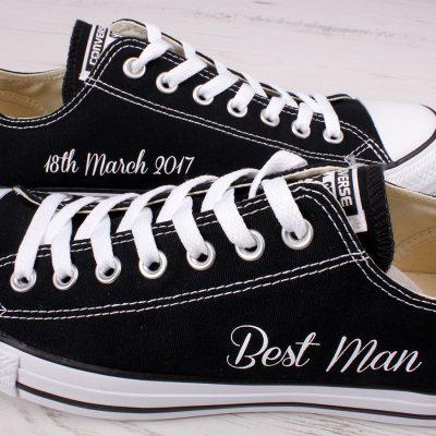 Best Man Converse