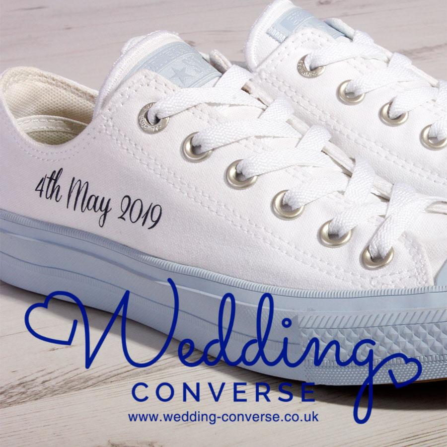 Personalised Converse