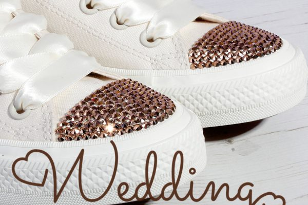 Wedding Trainers For Bride
