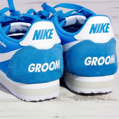 Navy Wedding Trainers Nike
