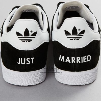 Adidas Wedding Shoes