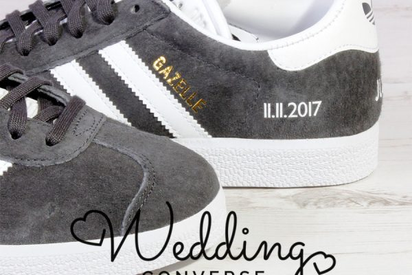 Adidas Wedding Sneakers