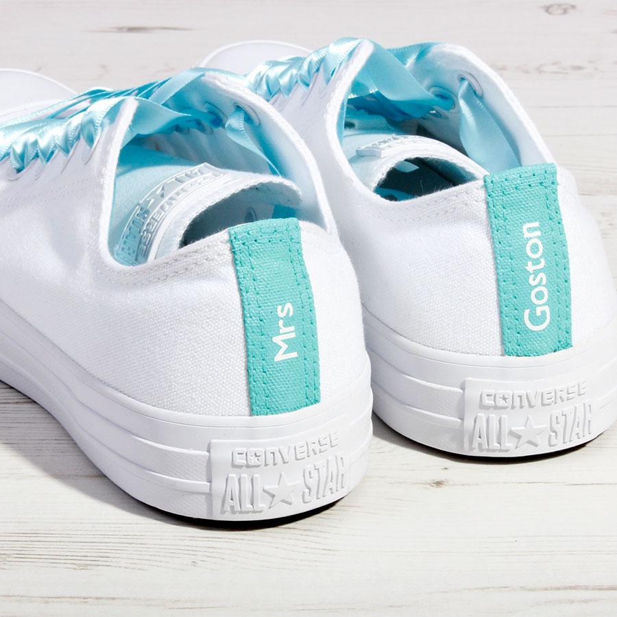 scarpe converse tiffany