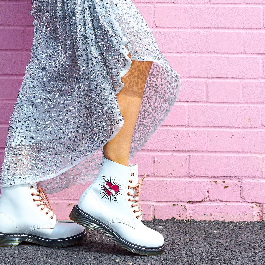 Custom Made Bridal Shoes Uk