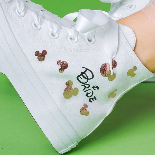 mickey mouse converse