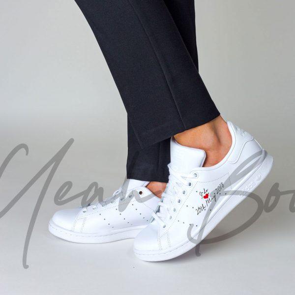 personalised adidas trainers
