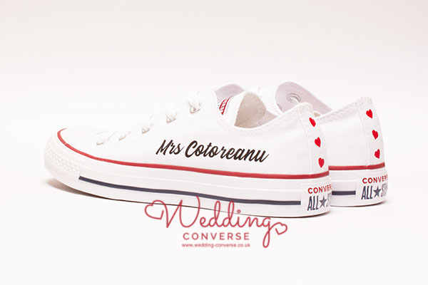 Just Married Trainers
