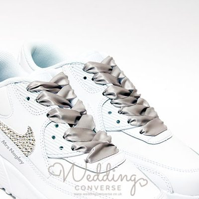 custom nike for bride
