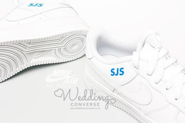 nike wedding shoes