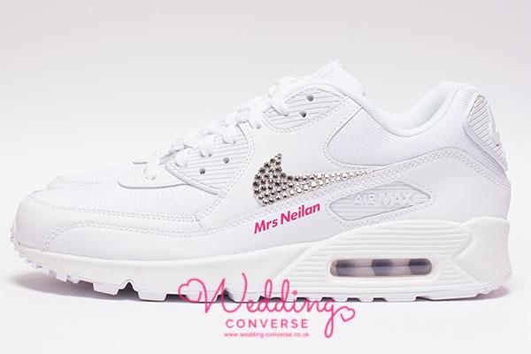 nike wedding sneakers