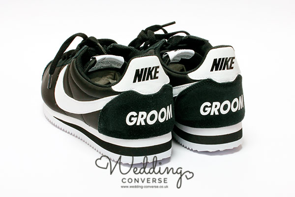 nike wedding trainers