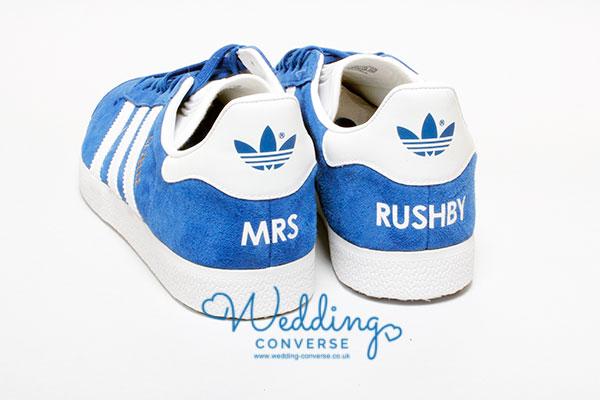 personalised adidas