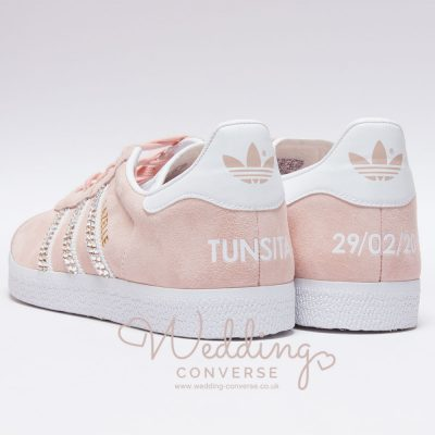 Bride Adidas Wedding Sneakers