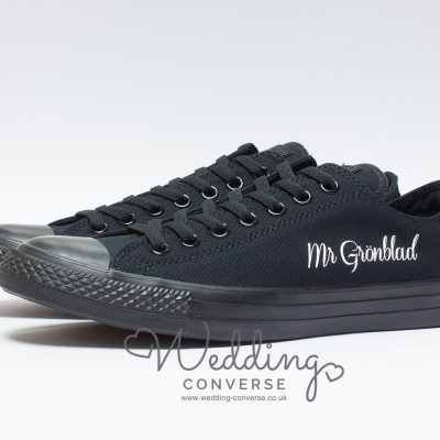 groom wedding sneakers
