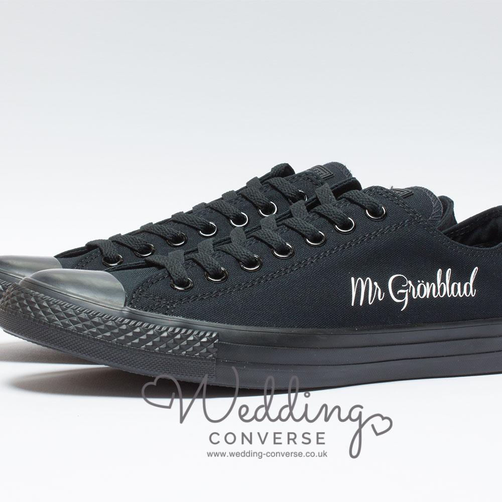 groom wedding sneakers