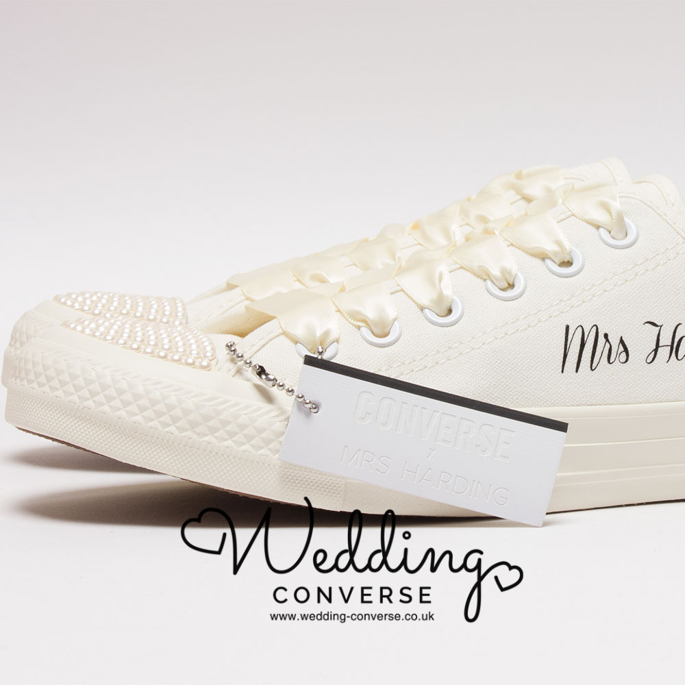 ivory pearl converse