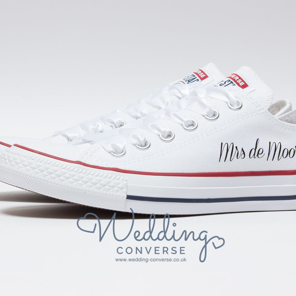 wedding trainers
