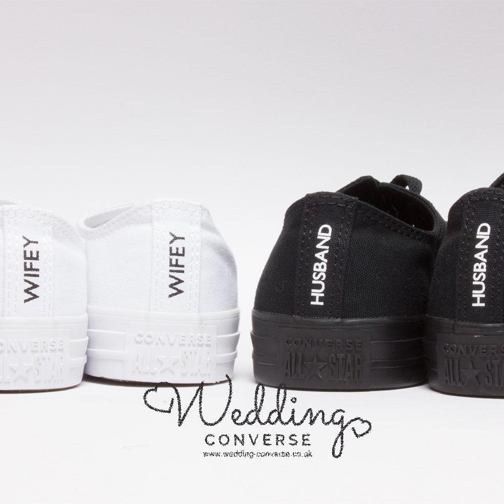 wifey wedding shoes