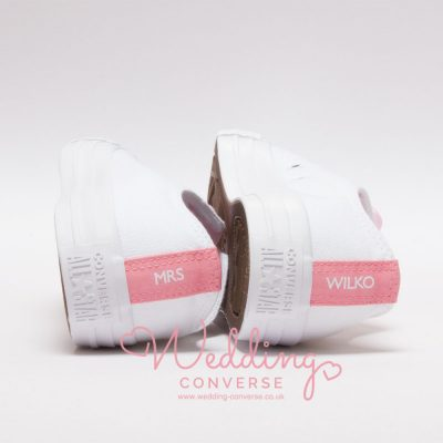 Converse för bröllop