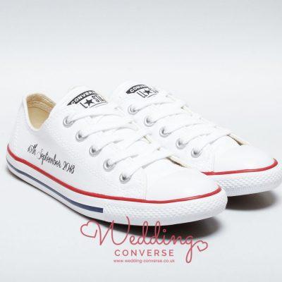 Dainty Bride Converse