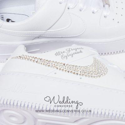 Nike Poročni čevlji