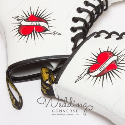wedding doc martens