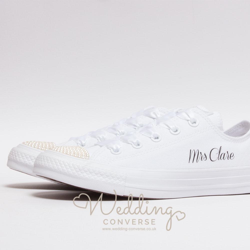 bruid sneakers