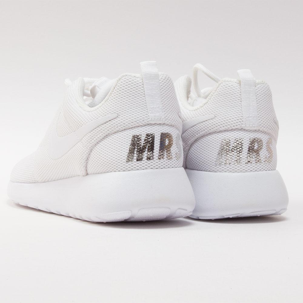 Outlet - Bride Nike Roshe One White