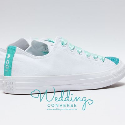 I DO wedding shoes