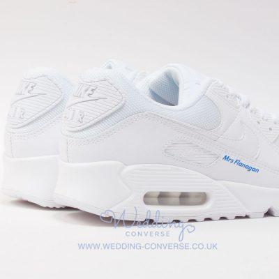 nike air max wedding shoes