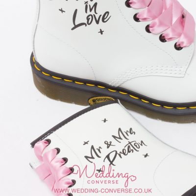 dr martens wedding shoes
