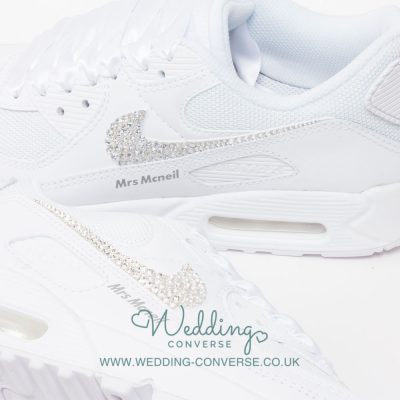 nike air max wedding shoes