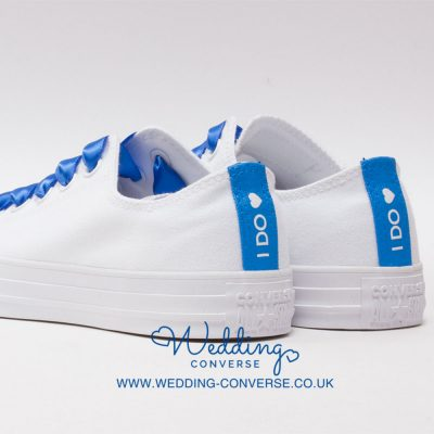 personalised I DO converse