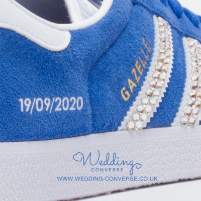 custom adidas wedding sneakers