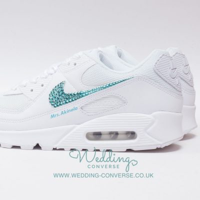 Custom Bride Nike Air Max