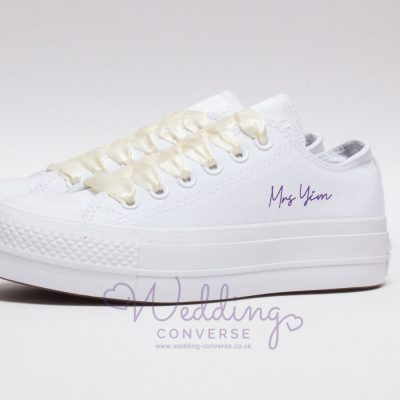 platform wedding shoes uk